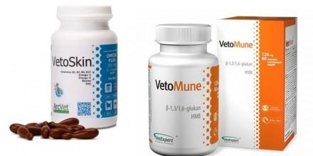 Витамины Вет Эксперт для собак
