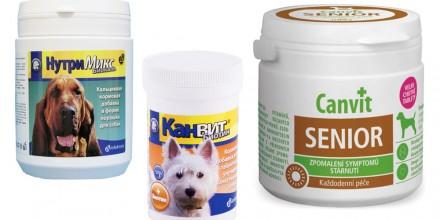 Витамины Канвит для собак