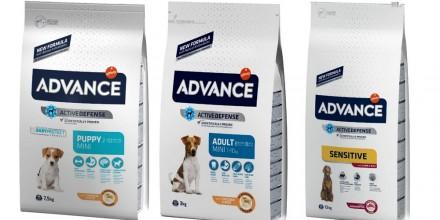 Корм Адванс для собак: отзывы и описание
