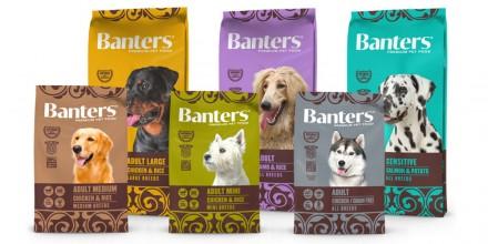 Banters – идеальный рацион для собак от ветеринарных экспертов на каждый день