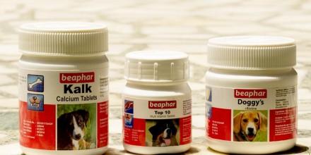 Витамины Беафар для собак