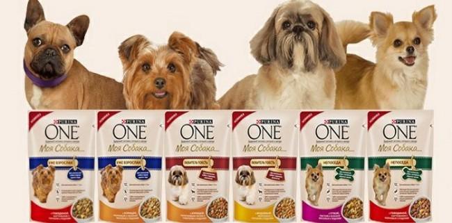 Корм для собак Пурина Ван (Purina One) отзывы ветеренаров