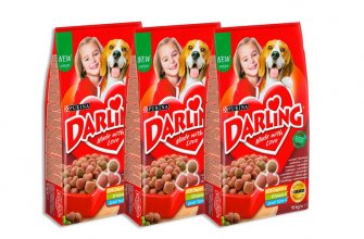 Корм для собак Дарлинг (Darling)