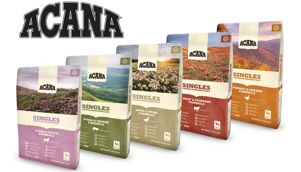 Корм для собак Акана (Acana) - актуальные цены, отзывы