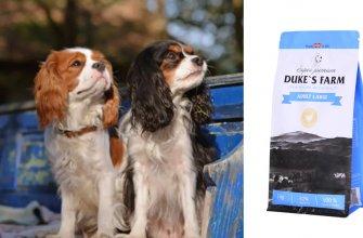 Корм для собак Дюкс Фарм (Duke's Farm)