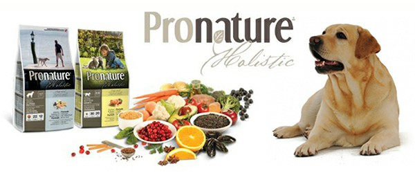Корм для собак Pronature Holistic (Пронатюр Холистик)