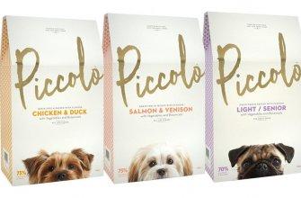 Корм пикколо для собак (Piccolo)