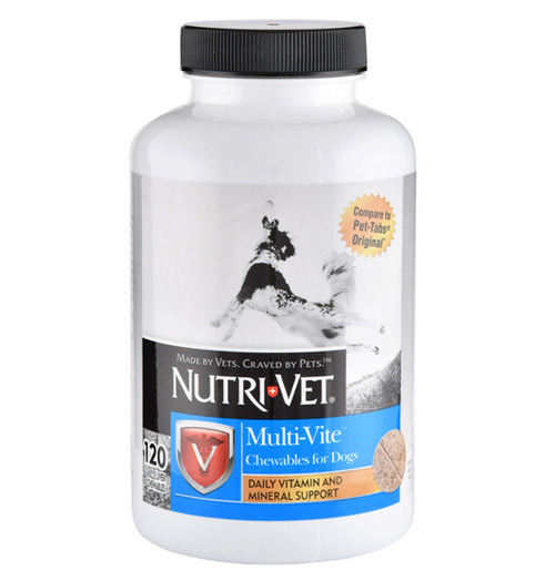 Витамины Multi-Vit от Nutri Vet