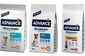 Корм для собак Advance (Адванс)