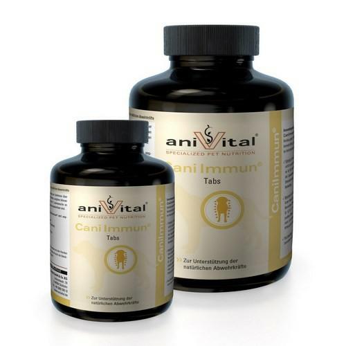 витамины для собак Анивитал фото упаковки