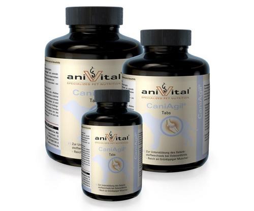 Витамины Анивитал для собак CaniAgil