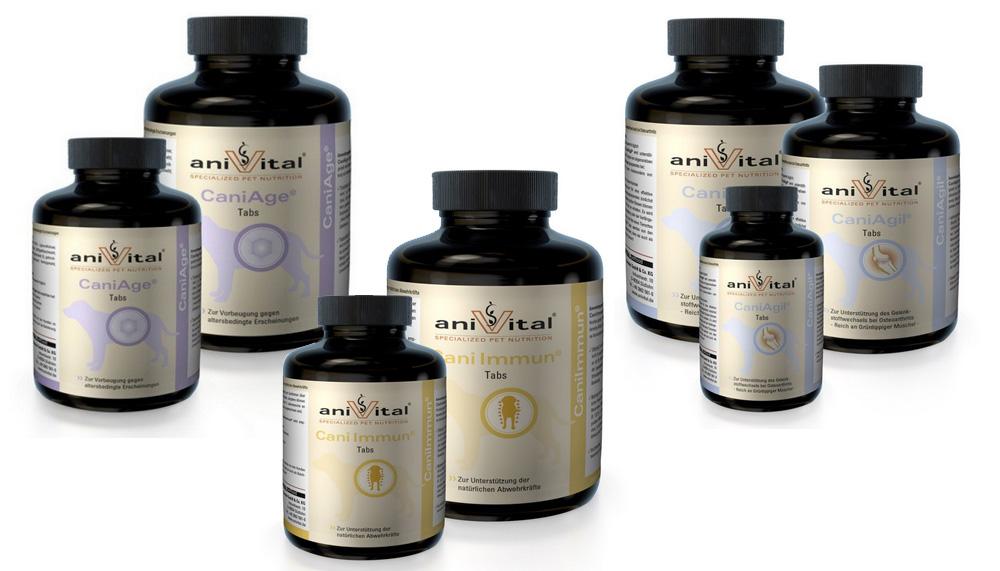 Витамины Анивитал для собак (Anivital)