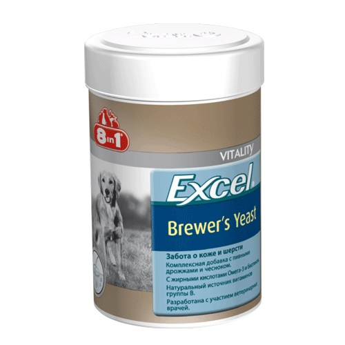 витамины для собак Brewers фото упаковки