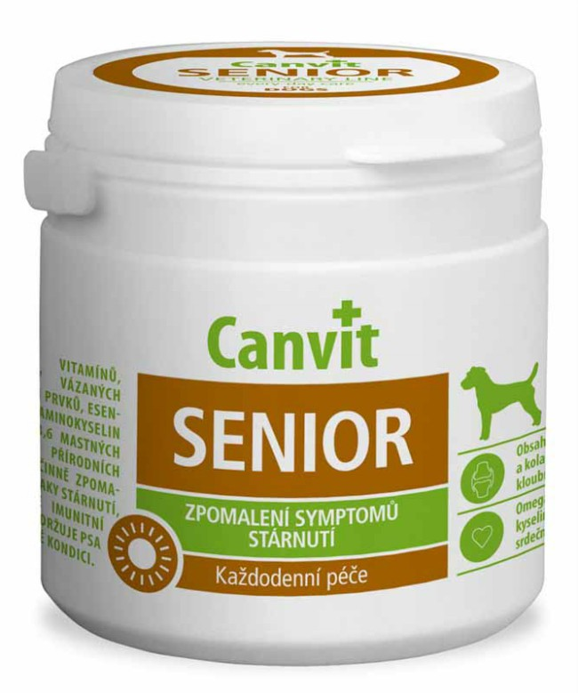 витамины Canvit для собак