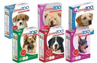 Витамины Доктор ZOO для собак