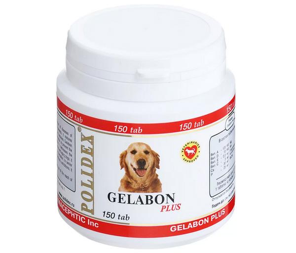 Витамины Полидекс Гелабон Плюс