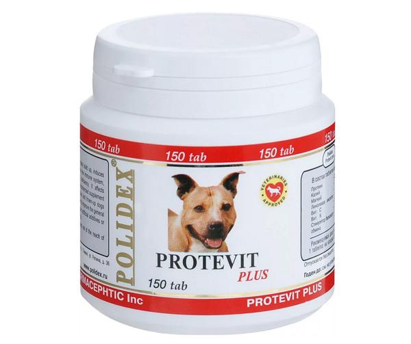 Витамины Полидекс Протевит Плюс
