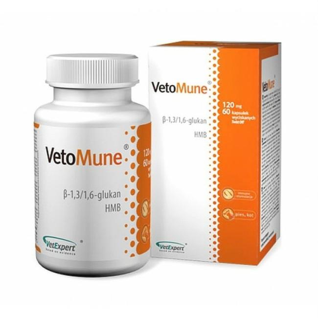 витамины для собак VetExpert фото упаковки