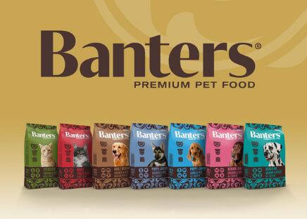 корм для собак Banters
