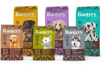 Корм Banters для собак
