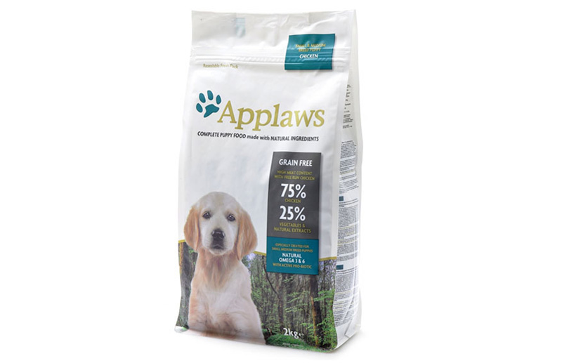 Applaws Puppy Small & Medium Chicken Grain Free