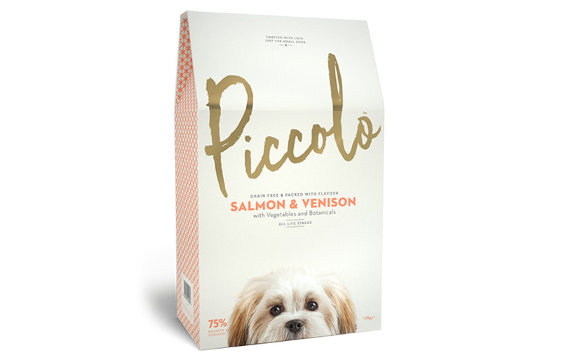 Piccolo Small Dogs Salmon & Venison