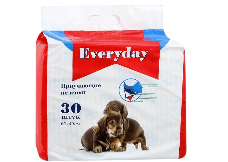 Специальные одноразовые пеленки для собак