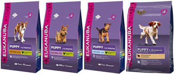 Eukanuba (Эукануба) для собак