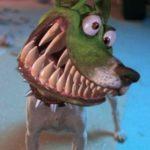 собака из фильма маска