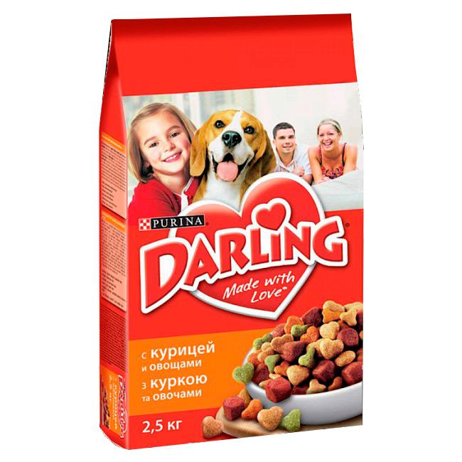 Корм для собак Дарлинг (Darling) отзывы ветеренаров