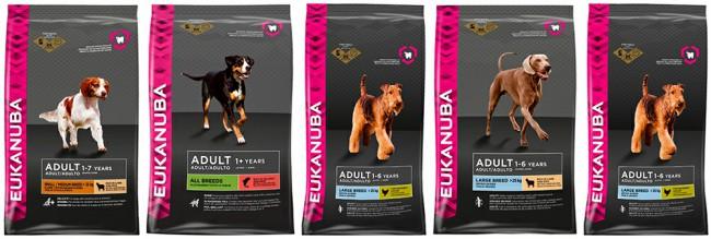 Корм для собак Эукануба (Eukanuba) отзывы и состав корма
