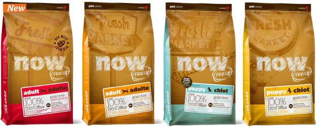 собачий корм Now фото упаковки