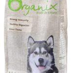 корм Органикс для собак фото упаковки